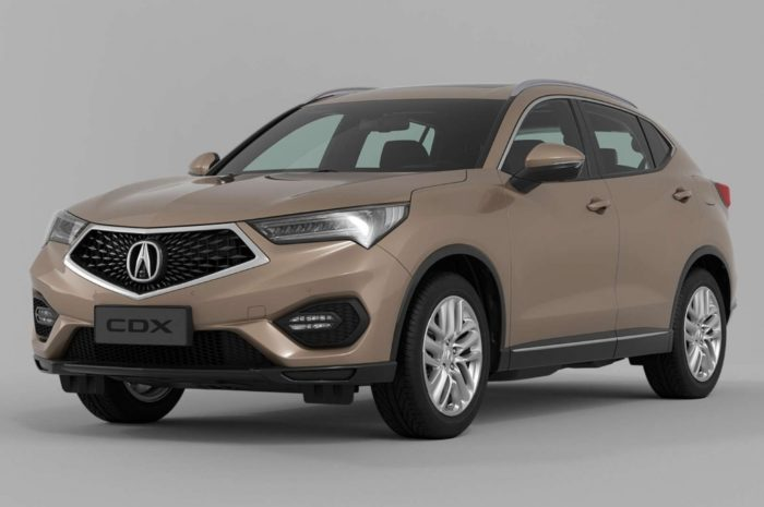 2020 Acura Mdx Concept New Suvs Redesign