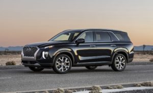 2020 Hyundai Palisade Wallpapers