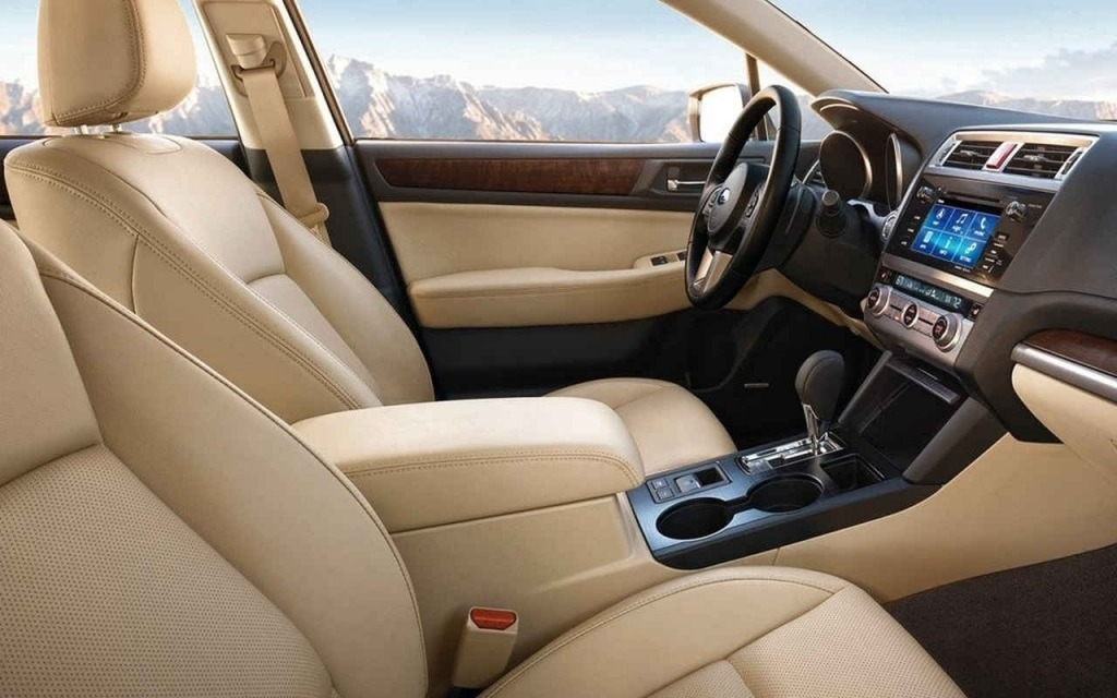 2020 Subaru Outback Interior New Suvs Redesign