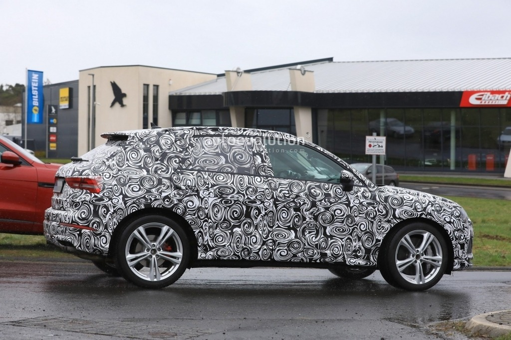 2020 Audi SQ3 Performance Crossover >> 2020 Audi Sq3 Spy Photos Specs Release Date And Price