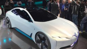 2020 BMW I5 Engine