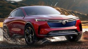 2020 Buick Enspire Spy Photos