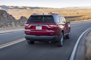 2020 Chevy Traverse Release date