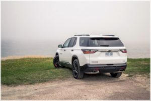 2020 Chevy Traverse Wallpapers
