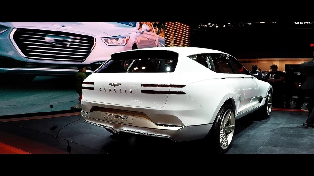 2020 Genesis GV80: News, Design, Release >> 2020 Genesis Gv80 Changes Design Engine And Release Date