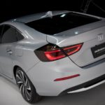 2020 Honda Insight Spy Photos