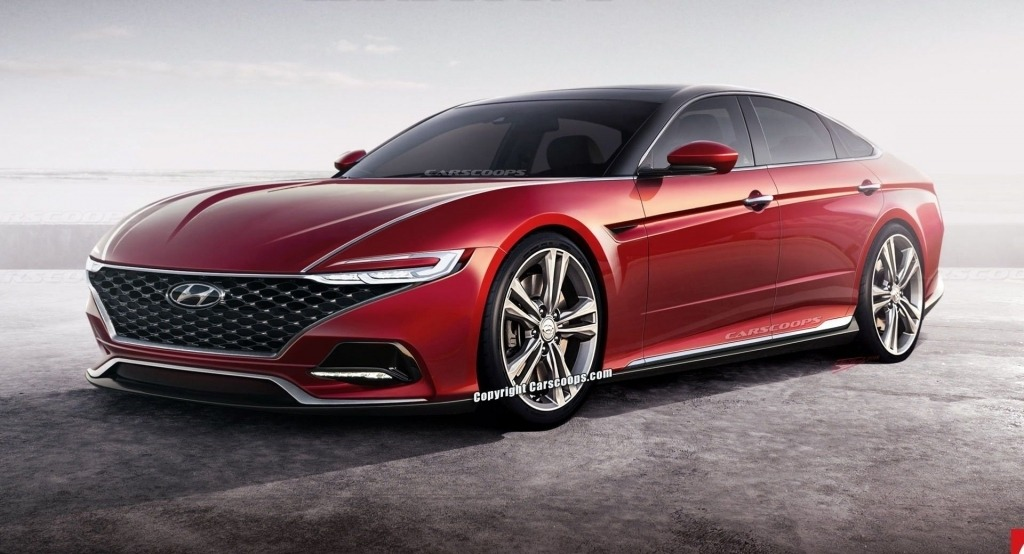 2020 Hyundai Azera Wallpapers