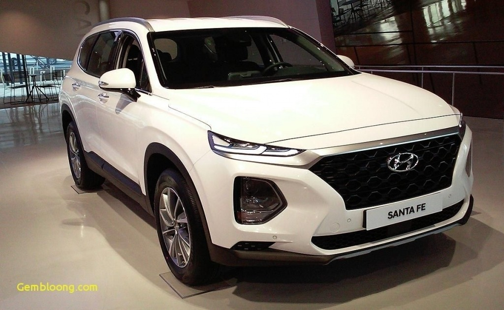 2020 Hyundai Santa Fe Wallpapers
