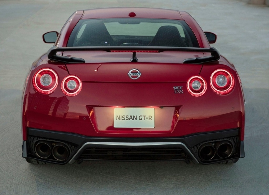 2020 Nissan GTR Track Edition Redesign