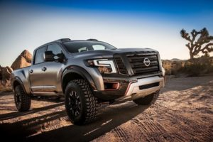 2020 Nissan Titan XD Wallpapers