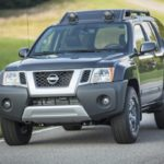 2020 Nissan Xterra Engine