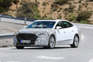 2020 Buick LaCrosse Spy Photos