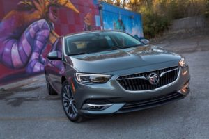 2020 Buick Regal  Release date
