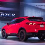 2020 Chevrolet Blazer Redesign, Drivetrain, Specs and Price