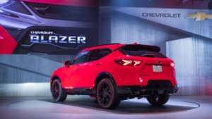 2020 Chevrolet Blazer Redesign
