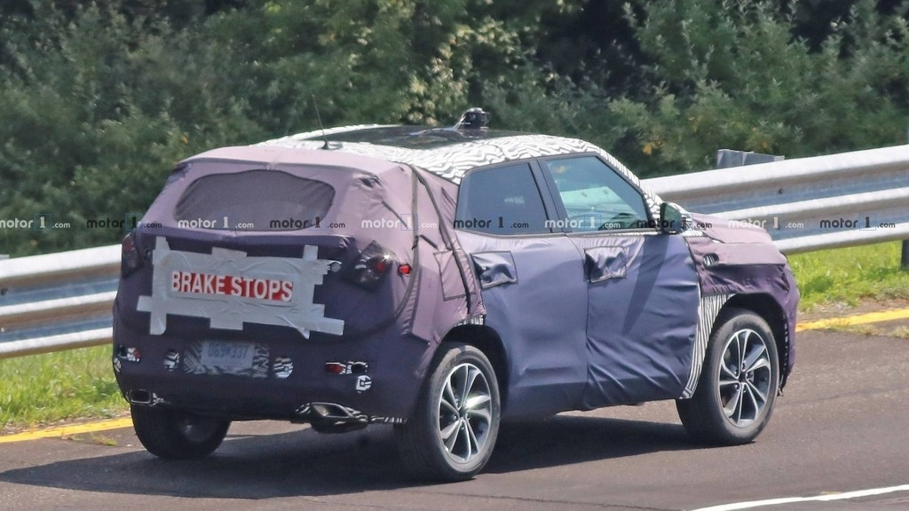 2020 Chevrolet Trax Design Engine Release Date And Price New