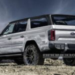 2020 Ford Bronco 4 Door Design, Interior, Price and Specs