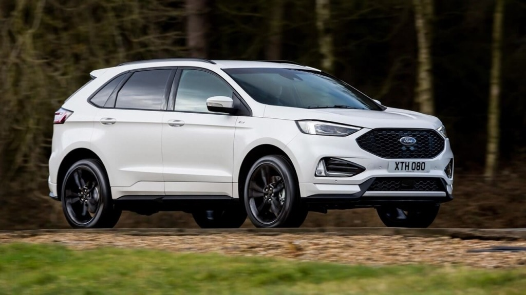 2020 Ford Edge Sport Pictures
