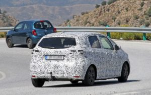 2020 Honda Fit Spy Photos
