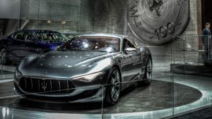 2020 Maserati Alfieri Spy Photos