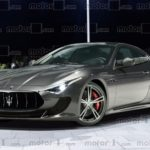 2020 Maserati Quattroporte Spy Photos