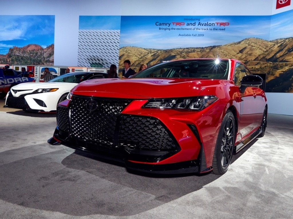 2020 Toyota Avalon Price