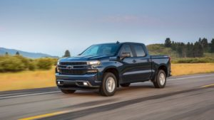 2021 Chevy Silverado 1500 LT  Powertrain
