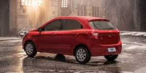 2021 Ford Ka Pictures
