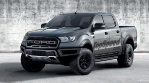 2021 Ford Ranger Engine