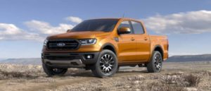 2021 Ford Ranger Pictures