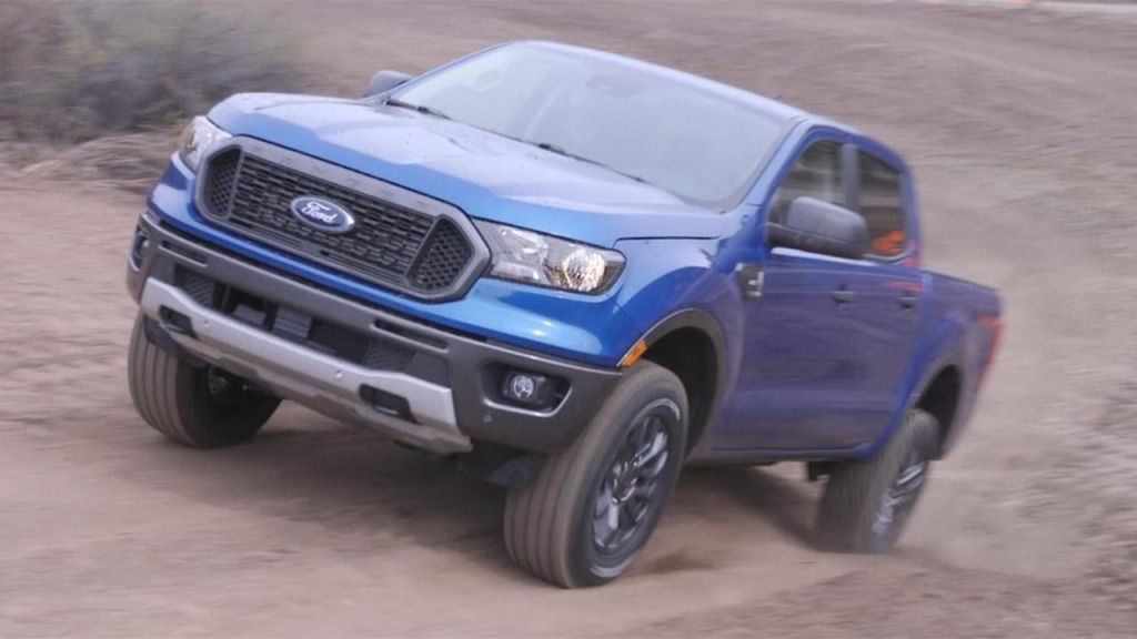 2021 Ford Ranger Redesign