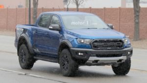 2021 Ford Ranger Wallpaper