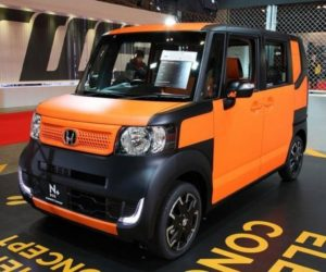 2021 Honda Element Redesign