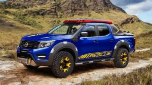 2021 Nissan Frontier Pictures