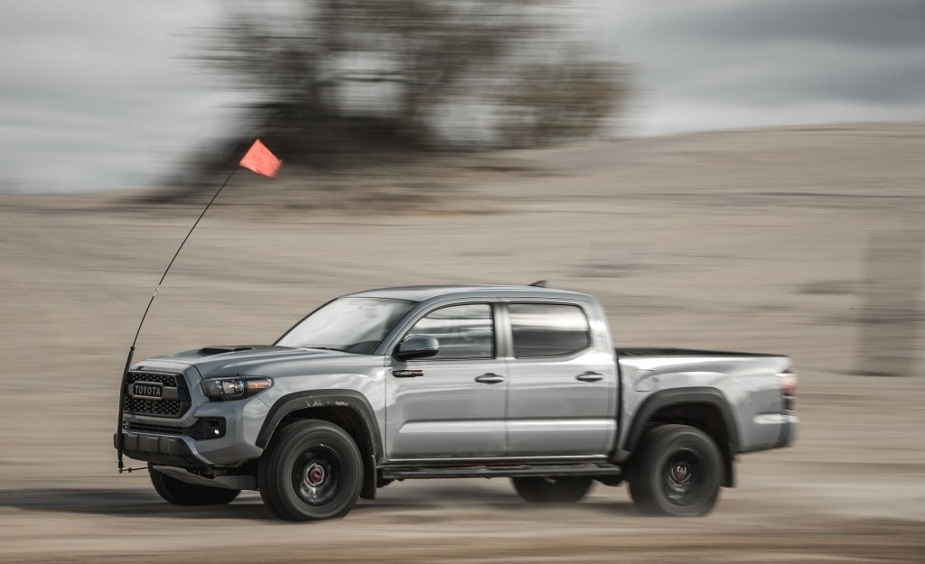 2021 Toyota Tacoma Diesel Redesign
