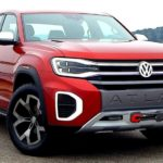2021 VW Atlas Pickup Truck Review, Design, Engine and Price