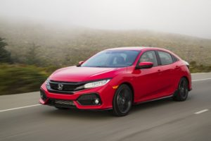 2022 Honda Civic Spy Shots