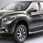 Infiniti Pickup Truck Concept: Hoax about luxury truck Launch