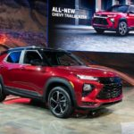 2021 Chevrolet Trailblazer Price
