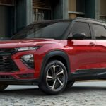 2021 Chevrolet Trailblazer Wallpaper