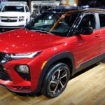 2021 Chevrolet Trailblazer Wallpapers