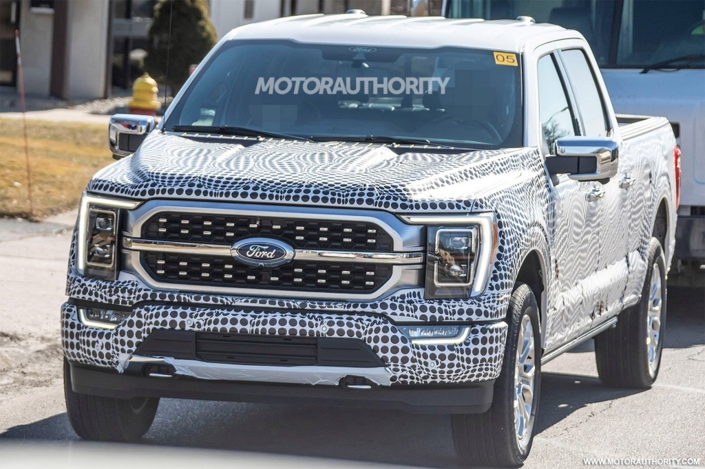 2021 Ford F350 Release Date