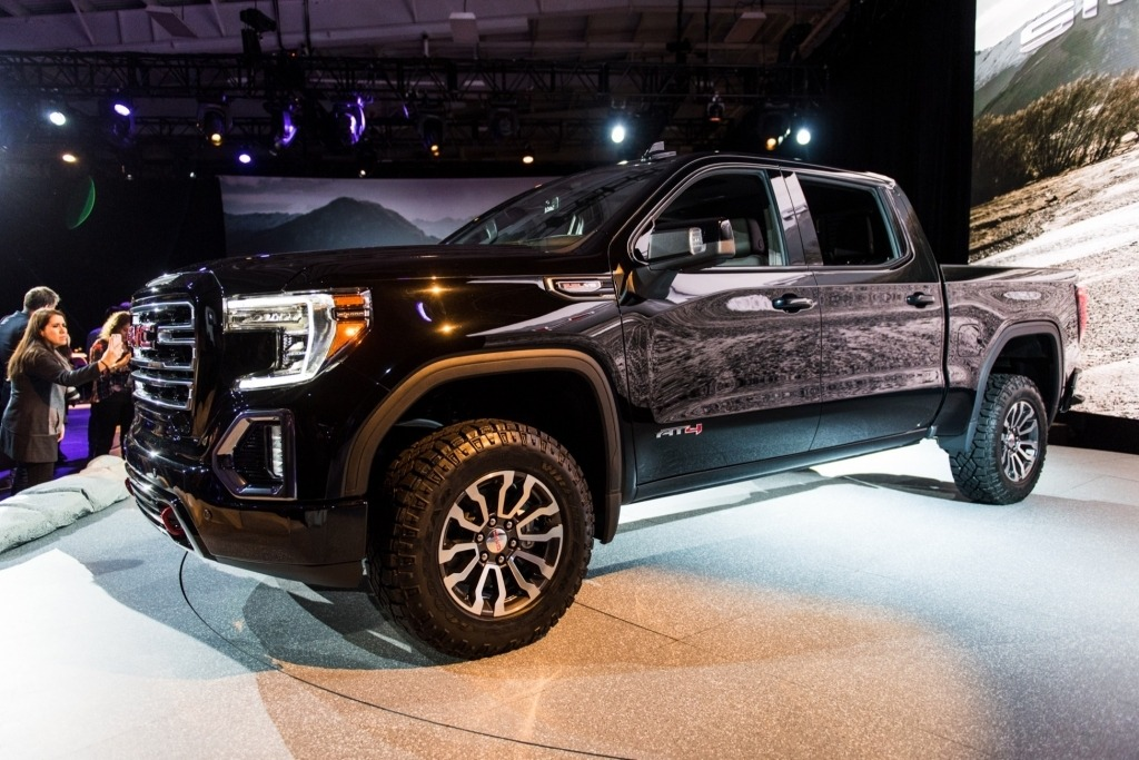 2021 GMC Sierra AT4 Powertrain