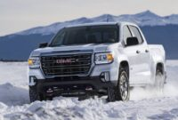 2021 GMC Sierra AT4 Wallpaper