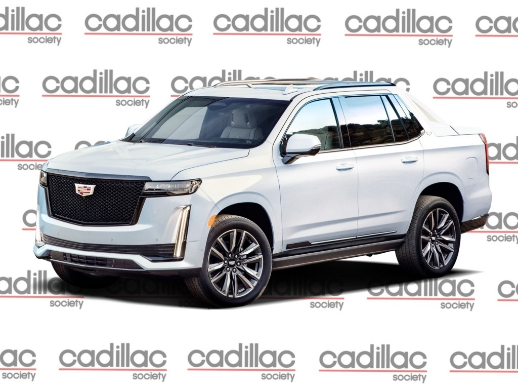 2021 Cadillac Escalade EXT Powertrain