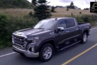2021 GMC Sierra 2500HD Engine
