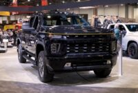 2021 GMC Sierra 2500HD Pictures