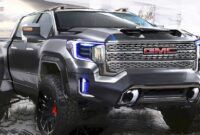 2021 GMC Sierra 2500HD Wallpaper