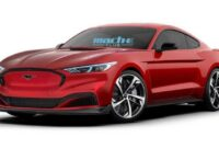 2022 Ford Mustang MachE Engine